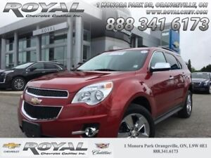 2014 Chevrolet Equinox 2LT  - Navigation - Sunroof