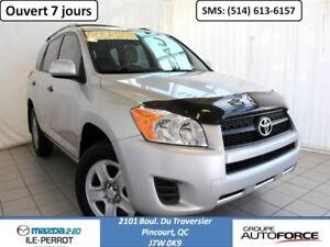 2010 Toyota RAV4 A/C AWD JAMAIS ACCIDENTE