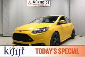 2013 Ford Focus ST Leather,  Heated Seats,  Sunroof,  Back-up Ca