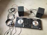 Numark Serato MIxtrack Pro 3 DJ hardware