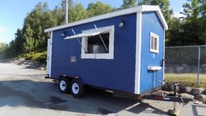 Food Truck (Trailer) Only 1 1/2 years old