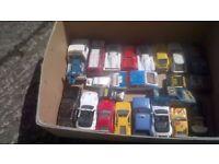 JOBLOT , CORGI , MATCHBOX , DINKY , LESNEY , ETC CARS LORRIES ETC