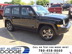 2017 Jeep Patriot SPORT | 4X4 | LEATHER | 3/80 GOLD WARRANTY