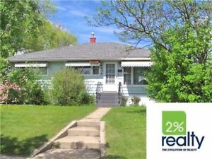 Fully Developed Bungalow On Huge Lot In Grandview-Listed by 2%