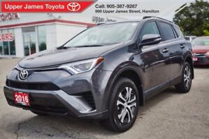2016 Toyota RAV4 LE AWD Upgrade Package