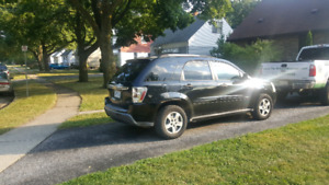 2005 equinox ls all wheel drive
