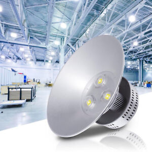NEW 150 WATT & 200 WATT HIGH BAY LED LIGHTS WAREHOUSE