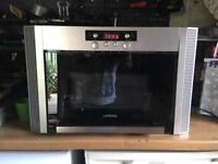 Lamona built in microwave for wall unit