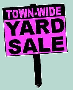 MILE LONG YARD SALE