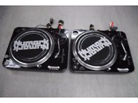 Numark TT-100 Pair of Decks £350