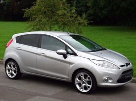 2009 (59) Ford Fiesta 1.6 Titanium 5dr - 1 OWNER FROM NEW WITH FULL FORD SERVICE HISTORY
