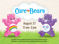 Care Bears Live hosted by Grasslands!