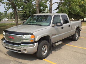 2004 GMC Sierra 2500 SLT - GREAT CONDITION FULLY LOADED