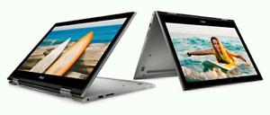 "Dell Inspiron 15 5568 i3-6300u 2 en 1 15.6"" 4GB 500GB 1920x1080"