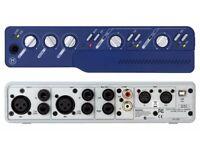 Mbox2 Audio interface