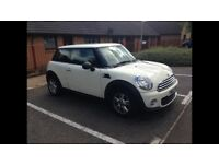 Quick Sale White Mini