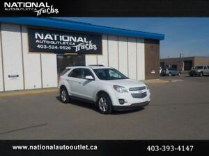 2013 Chevrolet Equinox 2LT Leather Loaded V6 AWD