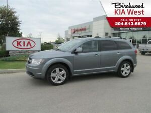 2010 Dodge Journey R/T *LEATHER/ DUAL-ZONE CLIMATE CONTROL*