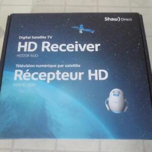 Récepteur HD Shaw Direct