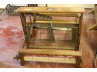 Vintage Harris 4 shaft table Loom.