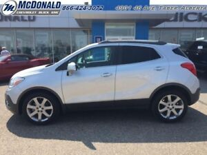 2013 Buick Encore Leather  - Certified - Leather Seats -  Blueto
