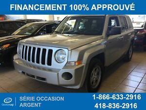 Jeep Patriot Automatique 2010