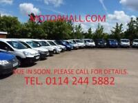VW Caddy C20 TDI STARTLINE + JUST SERVICED + JULY 18 MOT