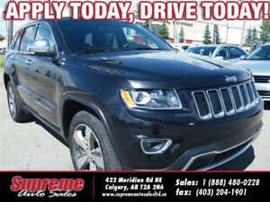 2015 Jeep Grand Cherokee LIMITED B.CAM/ROOF/R.START