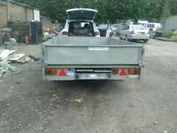 Ifor williams dropside trailer 12x6.6 no vat