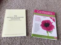 Floristry course text books
