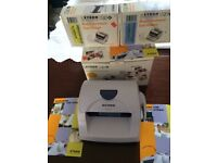 Xyron 501 laminator and labelmaking machine