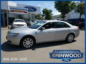 2010 Lincoln MKZ 6CYL/LTHR/NAV/REM START/REV SENS