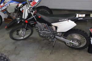 Great running low kms trail bike
