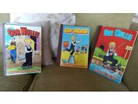 OUR WULLIE X 14 JOBLOT BUNDLE FROM 1980- 2006