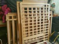 Mamas & papas cot bed very good condition