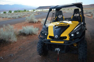 2012 Can Am Commander X 1000