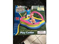 Brand New Bestway Splash & Play Pool Play Centre