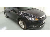 2009 FORD FOCUS TITANIUM 1.6 TDCi BLACK ** BREAKING**