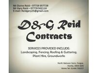 Service and construction company - DG REID Contracts