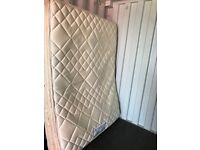 King Size Mattress Clean Condition, Free Delivery In Norwich,