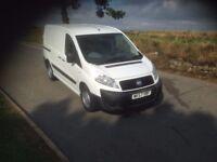 FIAT SCUDO 1.6 Multijet 90 H1 Comfort Van NO VAT 6 Door