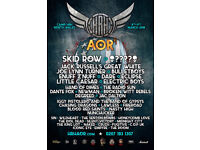 Hard Rock Hell Tickets March 2018 HRH AOR 2 x weekend tickets passes, both HALF PRICE!!