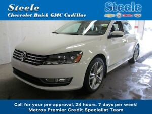 2014 Volkswagen PASSAT HIGHLINE TURBO !!!