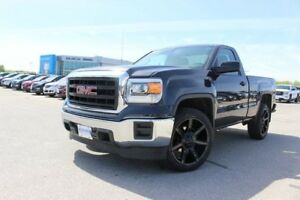 "2015 GMC Sierra 1500 *WOW 22"" BLACK WHEELS*"