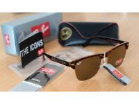 FREE DELIVERY TODAY! PAYPAL ACCEPTED ALSO! RAYBAN LADIES TURTLE SHELL SUNGLASSES toys makeup camera