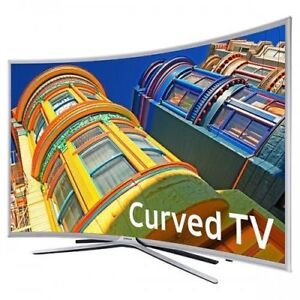 "Samsung 55"" Inch Curved Smart High Definition LED TV UN55K6250"