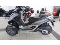 2011 PIAGGIO MP3 300 YOURBAN LT Auto You Can Ride On a Car Licence