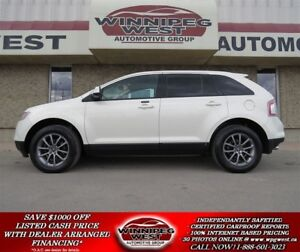 2008 Ford Edge SEL AWD, PAN ROOF, HEATED SEATS,  AS NEW!