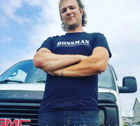 Man with Truck for Hire/ Crew Also for Hire