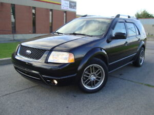 2007 FORD FREESTYLE LIMITED AWD 7 PASSENGER AUTO''TAX INCLUDED''